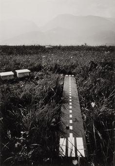 Ettore Sottsass   Metafore   Disegno di un aeroporto per millepiedi, 1976