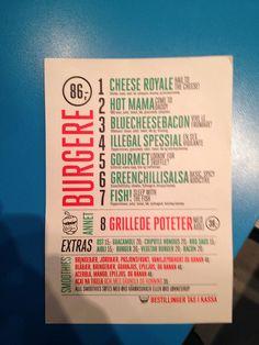 Back of Illegal Burger's Menu by Dustin Wilson, via Flickr