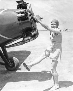 TRIP IN TIME: Pioneering Pilots