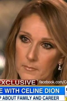 Celine Dion Opens Up About René Angélil's Throat Cancer, Has To Feed Him Via Tube (VIDEO)
