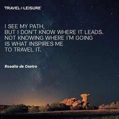 Travel. Wanderlust quote