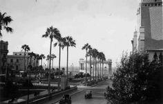 ميدان المنشيه 1940 الاسكندريه