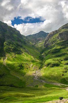 Glencoe, Scotland by ilo7