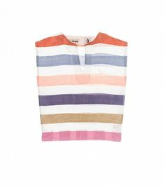 LemLem Gola Tee // This woven, fair-trade top is so fresh. Fall Outfits, Fashion Outfits, Summer Stripes, Who What Wear, Minimalist Fashion, Spring Fashion, Style Inspiration, Clothes For Women, My Style