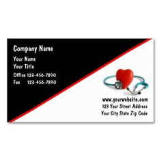 pink cross swirl nurse business card template make your own