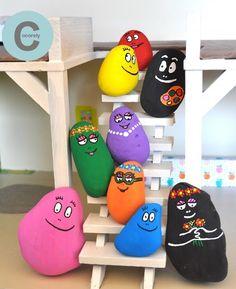Et oui, comme nous l'indique Google avec son joli Doodle, les Barbapapas fêtent aujourd'hui leurs 45 ans!! Tout le monde connait cette jolie famille colorée et la fameuse formule magique qui leur p...