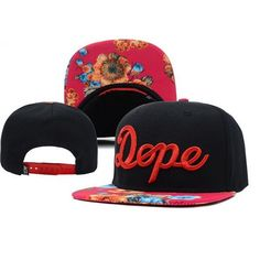 DOPE Flower Style pattern black snapback with red italic dope logo #dope #red #flower #snapback #snapbacks #hat #hats #cap #caps http://capheaven.net/shop/dope/dope-flower-style-black-n-red-italic-logo/  http://capheaven.net/shop/dope/