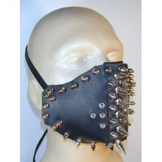 studs are easy to do yourself. most just screw together so all you do is punch or cut a hole where you want your spike, insert both pieces and screw together. Wasteland Weekend, Punch, Fashion Backpack, Studs, Easy, Stud Earring, Alcoholic Punch, Stilettos