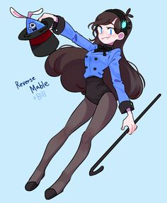 Art by 냐니이이? ( — Reverse Mabel and Will, lol the artist spelled… Pinecest, Dipcifica, Reverse Gravity Falls, Reverse Falls, Reverse Pines, Gravity Falls Comics, Gravity Falls Bill, Grabity Falls, Fall Memes
