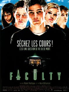 The Faculty [id] - Robert Rodriguez