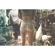 My fav short shorts!
