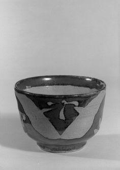 Kawai KANJIRO (Japanese: 1890-1966) - Glazed stoneware
