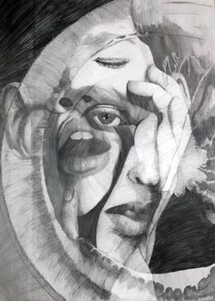 "Popatrz na mój projekt w @Behance: ""FACES DRAWING"" https://www.behance.net/gallery/53653589/FACES-DRAWING"