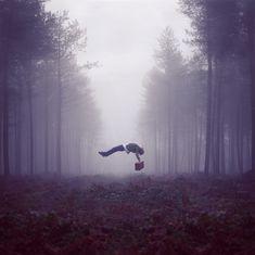 'Travelling Light'        Levitating in My Dreams - My Modern Metropolis