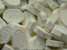 La pastille de Vichy - Auvergne - France - and you should not leave auvergne without tasting this