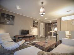 Stadt Chalet Braunlage - Appartement 13 - Wohnzimmer