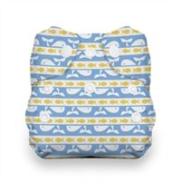 Thirsties Snap All in One Diaper, Whale Tail, Newborn Used Cloth Diapers, Reusable Diapers, Woven Wrap, Whale Tail, Natural Baby, Baby Wearing, All In One, Bags, Diapering