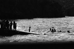 Ocean baptisms in Ensenada, Mexico. by radscrads, via Flickr