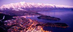 Queenstown NZ (rivals Vancouver in the scenery department)