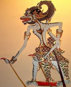 Beautiful wayang puppet from Indonesia. The character is Hanoman or Anoman from the mahabharata story, real wayang kulit puppet. Wallpaper Pictures, Hd Wallpaper, Wallpapers, The Mahabharata, Tribal Decor, Krishna Pictures, Shadow Puppets, Main Colors, Asian Art
