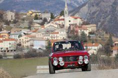 Lancia Fulvia Coupé 1200, 1965 - Rallye Monte-Carlo Historique 2016 - diaporama photo Motorlegend.com