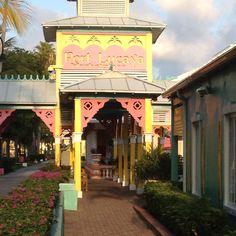Da marketplace- Freeport, Bahamas