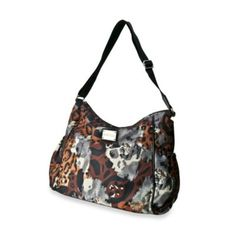 Kenneth Cole Reaction® Brook Street Tote Diaper Bag in Leopard Print - BedBathandBeyond.com