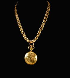 Your place to buy and sell all things handmade Jewelry Art, Gold Jewelry, Fine Jewelry, Gold Necklace, Pendant Necklace, Jewellery, Antique Locket, Antique Jewelry, Vintage Jewelry