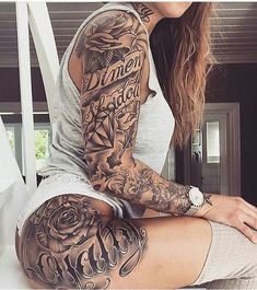 Get Inspired by tattoo girls Piercing Tattoo, I Tattoo, Piercings, Cloud Tattoo Sleeve, Poker Tattoo, Leg Sleeve Tattoo, Shape Tattoo, Sternum Tattoo, Tattoo Thigh