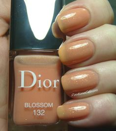 Dior Blossom 132 from the Dior Trianon Collection for Spring 2014 | Pointless Cafe