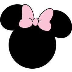 Mickey Mouse Ears SVG set by geckocreative on Etsy Theme Mickey, Minnie Mouse Theme Party, Mickey Party, Mickey Mouse Birthday, Mouse Parties, Disney Mickey, Minnie Mouse Rosa, Pink Minnie, Mickey Mouse Ears