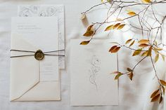 'To Autumn' styled shoot