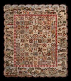 """""""My Sweet House with Kirara"""" by Ayako Kawakami of Funabashi-City, Chiba, Japan, is winner of the $5,000 Robert S. Cohen Master Award for Traditional Artistry at the 2015 International Quilt Festival Houston. Photo: International Quilt Association"""