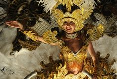 Gorgeous, Insanely Colorful Costumes At Carnival Carnival — the indulgent pre-Lent festival celebrated around the world
