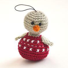 Happy de kerst-mus - Free Patterns - Dutch patterns