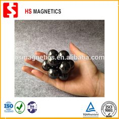 D25 mm Ferrite ball magnetic toys ferrite mangetic ball for gift decoration use