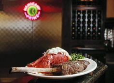 Best Steakhouse: Mahogany Prime Steakhouse