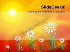 Fractal Abstract Background Powerpoint Templates And Powerpoint