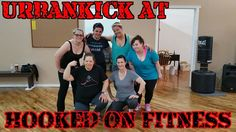Another awesome #UrbanKick class with this group of chick's! Come on up and see why we were just voted #BEST #GroupFitness Studio in #Philly! #PhillyPersonalTrainer #FitFam #HookedOnFitness Another shot from #HookedOnFitness