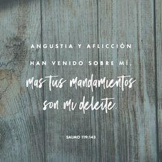 Salmo 119:143
