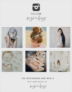 Bodies of Water – The Beautiful 2015 Bridal Collection from Myra Callan for Twigs and Honey