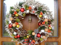 Vianocna klasika / Artmama.sk / Christmas wreath