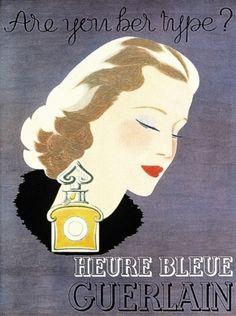 Heure Bleu di Guerlain compie 100 anni
