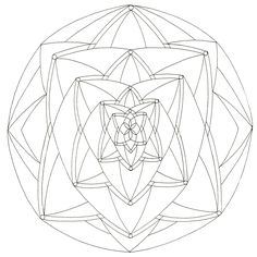 Difficult Mandala Coloring Pages | Difficult mandala coloring pages - Coloring Pages & Pictures - IMAGIXS