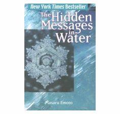 The Hidden Messages in Water Book