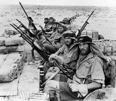 SAS, WW2, North Africa