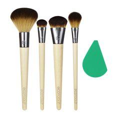 Set Pensule EcoTools Airbrush Complexion Kit - theMakeupShop