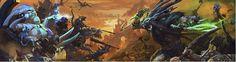 http://wellofeternitypl.blogspot.com/ Age of Sigmar Artwork   Stormcast Eternals vs Skaven #artwork #art #aos #warhammer #ageofsigmar #sigmar #arts #artworks #gw #gamesworkshop #wellofeternity #wargaming