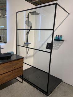 Dit gaat om de douche wand Bath Time, Bathroom Interior, Master Bath, Interior Decorating, Sink, Future, Mirror, Decoration, Inspiration