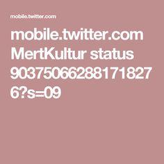 mobile.twitter.com MertKultur status 903750662881718276?s=09